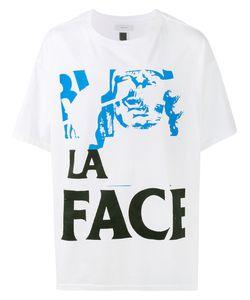 Facetasm | Printed La Face T-Shirt