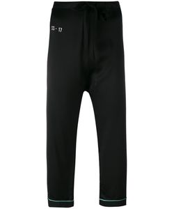 Hache   Cropped Trousers 42