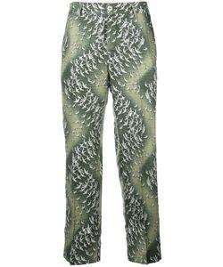 For Restless Sleepers | Tartaro Pyjama Trousers Large Silk