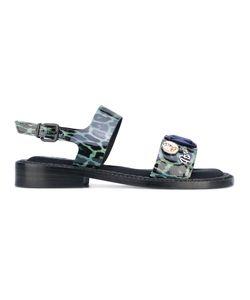 Robert Clergerie | Baume Embellished Sandals Women
