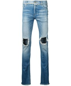 Christian Dada | Open Knees Jeans Size