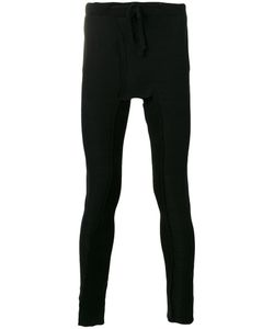 Cedric Jacquemyn | Long Rib Decoup Leggings