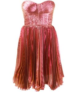 Maria Lucia Hohan   Lolicactus Pleated Bandeau Dress 36