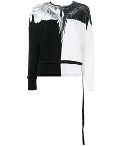 Marcelo Burlon County Of Milan | Feather Print Sweatshirt
