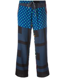 Pierre-Louis Mascia | Printed Trousers M