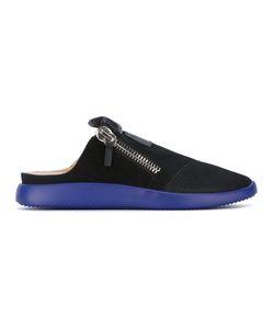 Giuseppe Zanotti Design | Zip-Detail Slippers