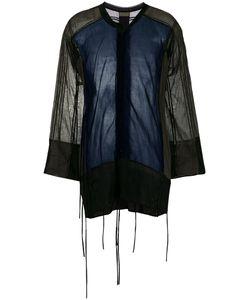 Di Liborio | Camicia Lacci Buttoned Shirt Size 48
