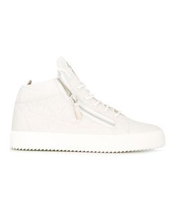 Giuseppe Zanotti Design | Kriss Mid-Top Sneakers Size 40