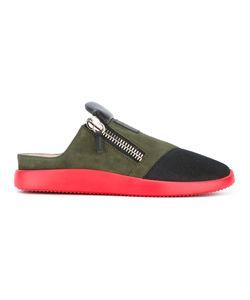 Giuseppe Zanotti Design | Colour-Block Slippers