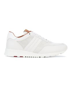 Bally | Minimal Stripe Trainers 9