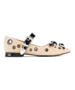 Toga Pulla   Studded Detail Sandals 39