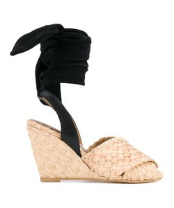 Sonia By Sonia Rykiel | Lace-Up Woven Sandals