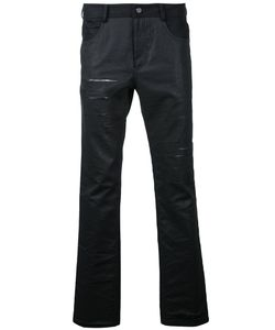 General Idea | Distressed Slim-Fit Jeans Size 46