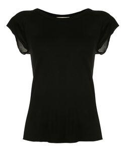 Nili Lotan | Scoop Neck T-Shirt Size Large