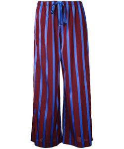 Astraet | Striped Wide Leg Trousers