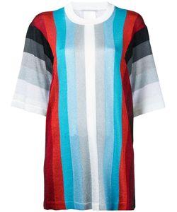 Marco de Vincenzo | Striped Short Sleeve Jumper
