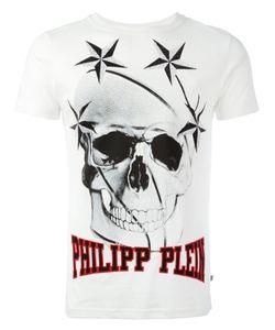 Philipp Plein | Skull Printed T-Shirt Size Medium