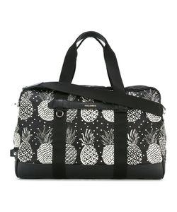 Dolce & Gabbana | Pineapple Print Holdall Bag