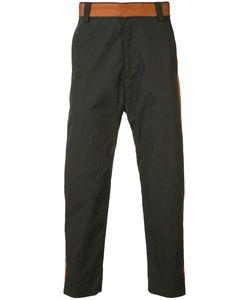 Robert Geller | Contrast Pants Size 52