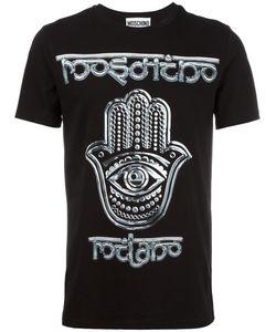 Moschino | Hamsa Hand T-Shirt Large Cotton