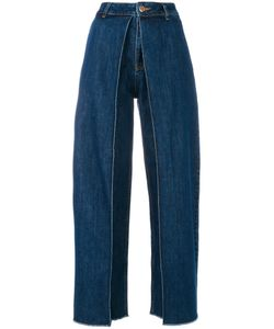 Aalto | High Waisted Flared Jeans
