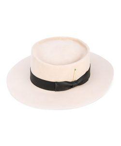 Nick Fouquet | Contrast Round Hat Women