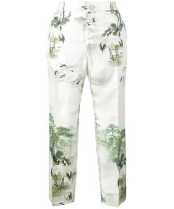 For Restless Sleepers | Japanese Print Pyjama Trousers Medium