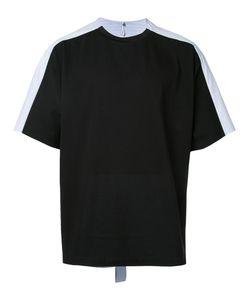 Oamc | Pinstripe Back T-Shirt S