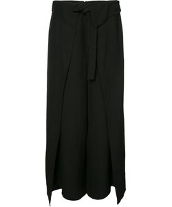 Derek Lam 10 Crosby | Belted Palazzo Pants Size 4