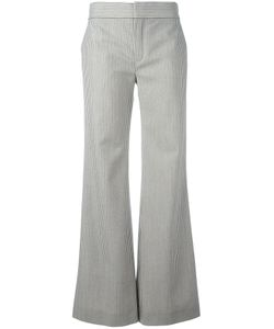 Chloé | Striped Flared Trousers Size 36