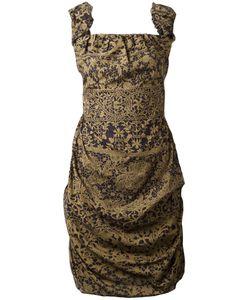 Vivienne Westwood | Lace Print Square Neck Dress