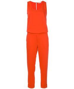P.A.R.O.S.H. | P.A.R.O.S.H. Slit Back Jumpsuit L