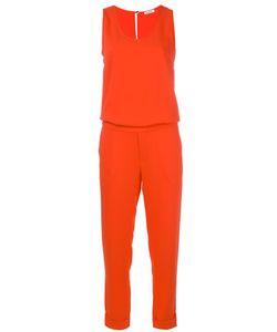 P.A.R.O.S.H. | P.A.R.O.S.H. Slit Back Jumpsuit Size Medium