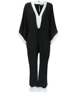 Fendi | V-Neck Jumpsuit Size