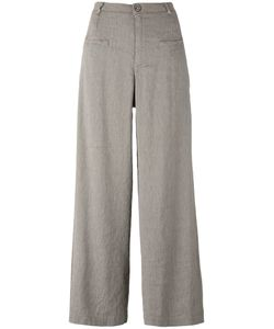 Transit | Wide Leg Cropped Trousers