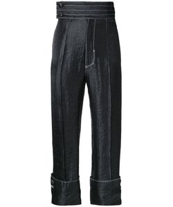 G.V.G.V. | G.V.G.V. Contrast Stitch Trousers