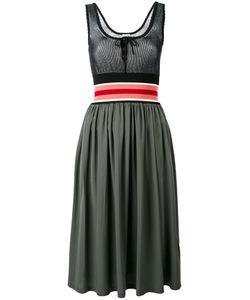 Tomas Maier | Waistband Dress
