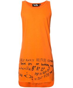 Haculla | Handwriting Print Top Xl