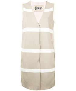 Herno | Striped Waistcoat 46
