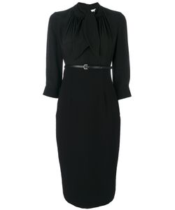 Max Mara | Freddy Dual Fabric Dress