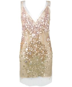 Amen | Sequins Embellished Dress Size 40