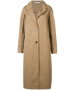 Barbara Casasola | Single-Breasted Coat Size 40