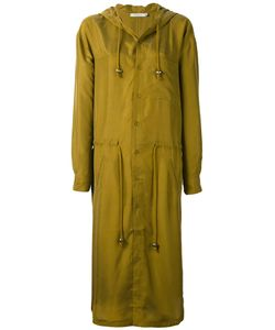 Mes Demoiselles | Hooded Drawstring Jacket