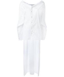 Esteban Cortazar | Layered Sleeve Shirt Size 36