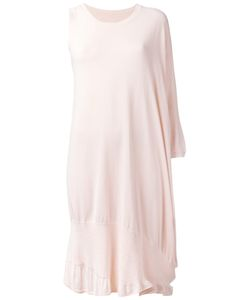Mm6 Maison Margiela | Draped One-Shoulder Sweater Dress Size Medium