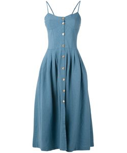 Forte Forte | Denim Pleated Dress