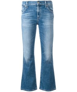 Citizens of Humanity | Fla Cropped Jeans 27 Cotton/Spandex/Elastane