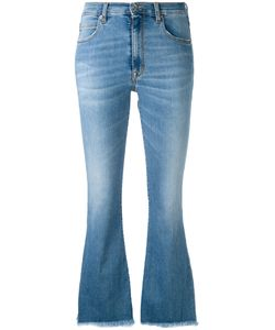 +People | People Ingrid Cropped Jeans Women 30