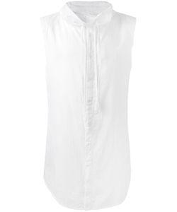 Unconditional | Sleeveless Funnel Neck Shirt Men