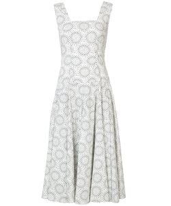 Derek Lam | Printed Flared Dress